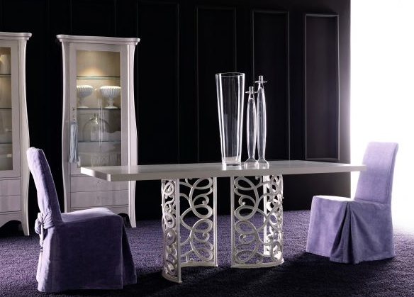 Flora Dining Table by Cortezari