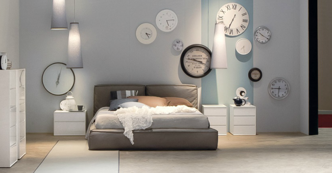 VOGUE BED BY DOIMO DESIGN
