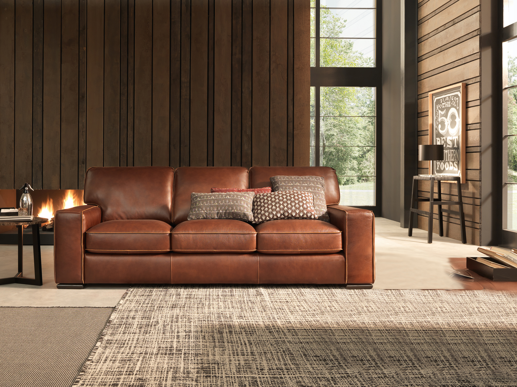 Leather Sofa Furniture Guide How To